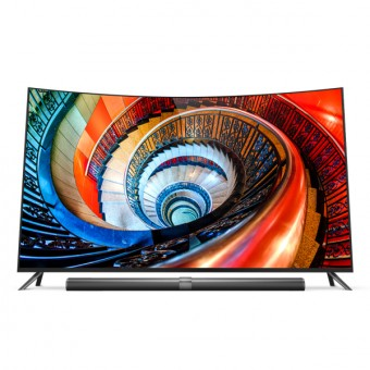 Mi 3s Televsion 65 inches curved