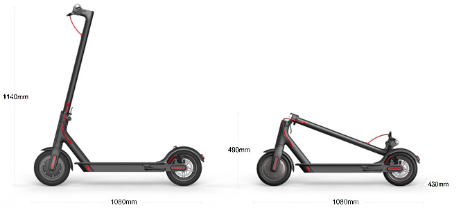 xiaomi-mijia-electric-scooter-dimensions
