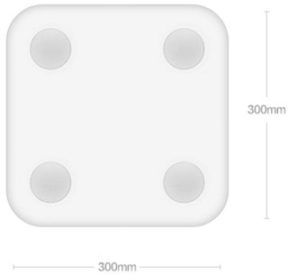 xiaomi-mi-body-fat-smart-scale-white-dimensions