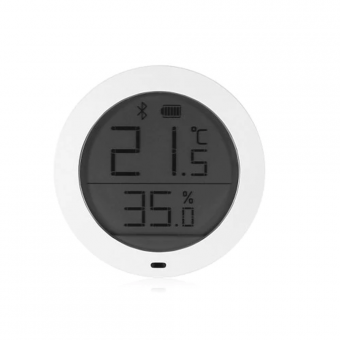 Mi Temperature and  humidity sensor Display