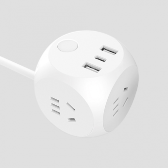 Mi Aigo Little Cube Power Strip (Wired Version)