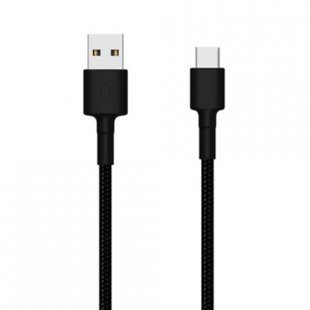 Mi Type-C Braided Cable (100cm) Black
