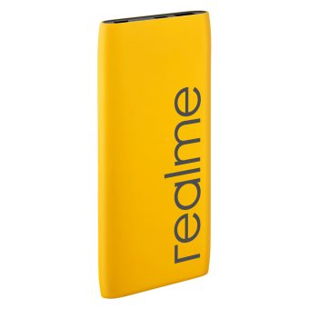 Realme Power Bank 10000mAh (Yellow)