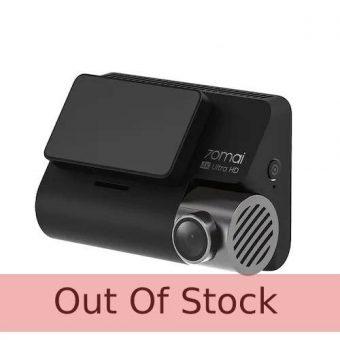 70Mai Smart Dash Cam Dual-Vision 4K A800 (Global version)