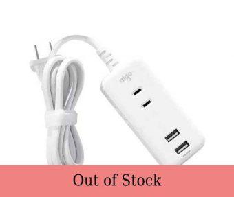XIAOMI Aigo Power Strip 2 USB Ports (Dual USB)